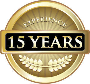 ARJ-Infusion-Services-15-Years-Of-Service-Emblem
